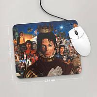 Коврик для мыши 234x194 Michael Jackson