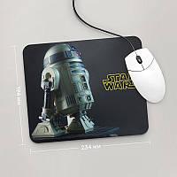Коврик для мыши 234x194 Star Wars, R2D2