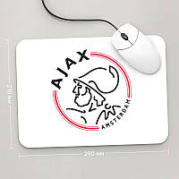 Коврик для мыши 290x210 Ajax 1 (Футбол)