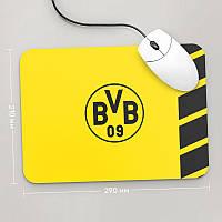 Коврик для мыши 290x210 Borussia Dortmund 2 (Футбол)