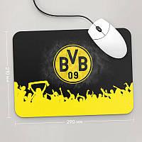 Коврик для мыши 290x210 Borussia Dortmund 3 (Футбол)