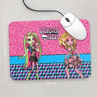 Коврик для мыши 290x210 Monster High, Монстер Хай, №6