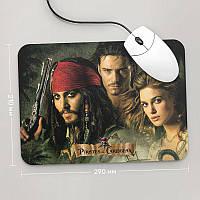 Коврик для мыши 290x210 Pirates of the Caribbean, №5