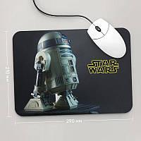 Коврик для мыши 290x210 Star Wars, R2D2