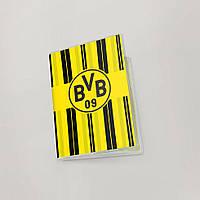 Обложка для паспорта  Borussia Dortmund 1 (Футбол)
