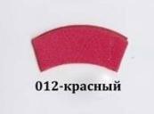 Фоамиран красный, 60x35 см, 0,8-1,2мм., Иран