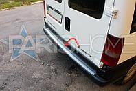 Накладка на задний бампер Fiat Scudo 1995-2006