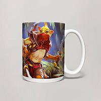 Чашка, Кружка Bounty Hunter, Dota 2, #2 (Дота 2, два)