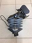Подвесной прожектор светильник (трек) на пружине лофт, фото 2