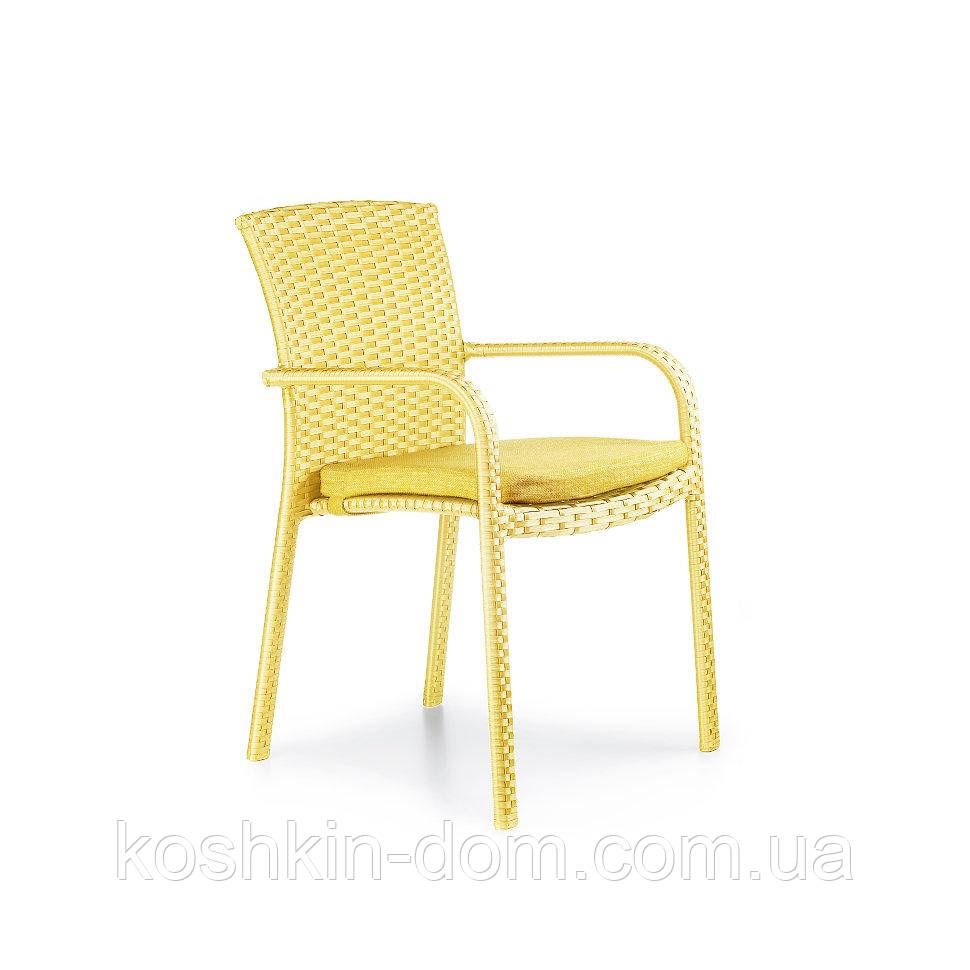 Стул Палермо плетеная мебель из ротанга