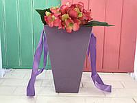 Складная флористическая коробка (плотная) (набор из 10 шт)
