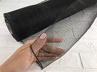 Сетка флористическая 900/50 см черная