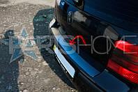 Накладка на задний бампер VW Golf 4 Hatchback
