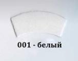 Фоамиран белый, 60x70 см, 0,8-1,2мм., Иран