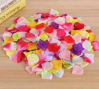 Лепестки роз разные цвета 200 гр Ассорти