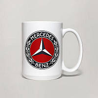 Чашка, Кружка Mercedes (Бренд, фирма)