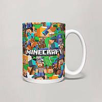 Чашка, Кружка Minecraft 2 (Игра)