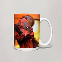 Чашка, Кружка Phantom Lancer, Dota 2, #1 (Дота 2, два)