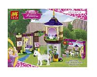 Конструктор Lele Princess / Принцессы 37000 Лучший день Рапунцель (аналог Lego Disney Princess 41065)