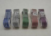 USB кабель iPhone 5/6 силиконовый