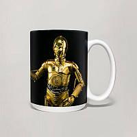 Чашка, Кружка Star Wars, C-3PO