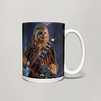 Чашка, Кружка Star Wars, Чубакка, Chewbacca