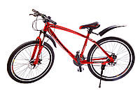Велосипед Trino Best CM010 (алюминиевая рама) (Рост 165-178 см)