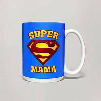 Чашка, Кружка Super Мама, №2