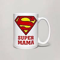 Чашка, Кружка Super Мама, №3