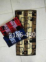 Полотенце кухонное махровое 35х70 Квадраты