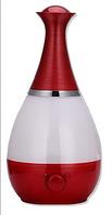 Увлажнитель воздуха с функцией ароматизации Vitalex VL-8000 красный, ультразвуковой увлажнитель воздуха