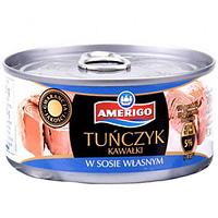 Amerigo Tunczyk — Тунец В Собственном Соку