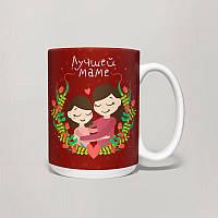 Чашка, Кружка Лучшей Маме
