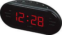 Настольные часы VST 902 (red, green)