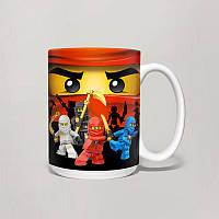 Чашка, Кружка Ниндзяго, Ninjago