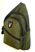 Тактическая барсетка, городская сумка, сумка через плечо олива