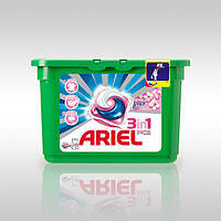 Капсулы для стирки Ariel PODs Touch of  Lenor 28шт
