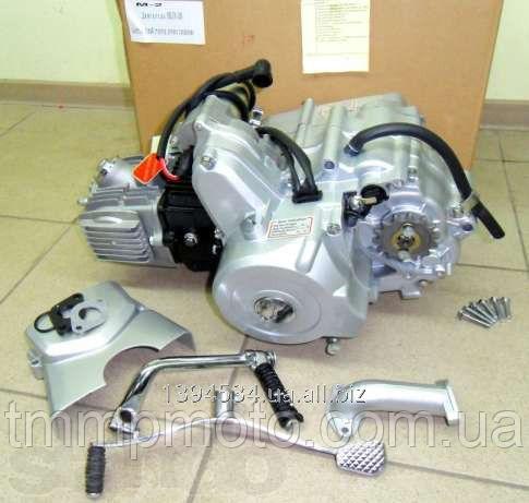 Двигатель Альфа-107см3 52,4мм механика оригинал ТММР