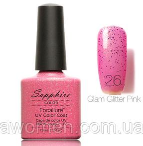 Гель лак Sapphire 7.3ml № 26