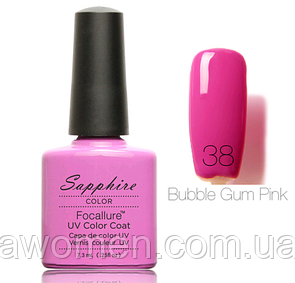 Гель лак Sapphire 7.3ml № 38