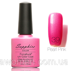 Гель лак Sapphire 7.3ml № 39