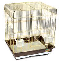 Клетка для попугая Lucky Fox - золото, фото 1