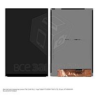 Дисплей для планшетов Lenovo Tab 2 A8-50LC, Yoga Tablet YT3-850M TAB 3 LTE, 39 pin, TV080WXM-NL0/80WXM7040BZT