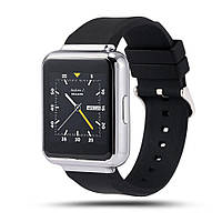 Умные часы Smart Watch Finow Q1 Android 5.1 Quad Core Silver