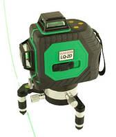 Лазерный нивелир GLASGOW LQ-2D