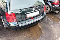 Накладка на задний бампер VW Passat B5 Variant