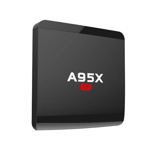 Смарт тв приставка A95X R1