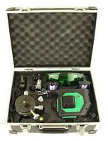 Лазерный нивелир GLASGOW LQ-3D