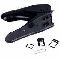 Обрезчик СИМ-карт Cutter 2in1 SIM-Nano / Micro Original