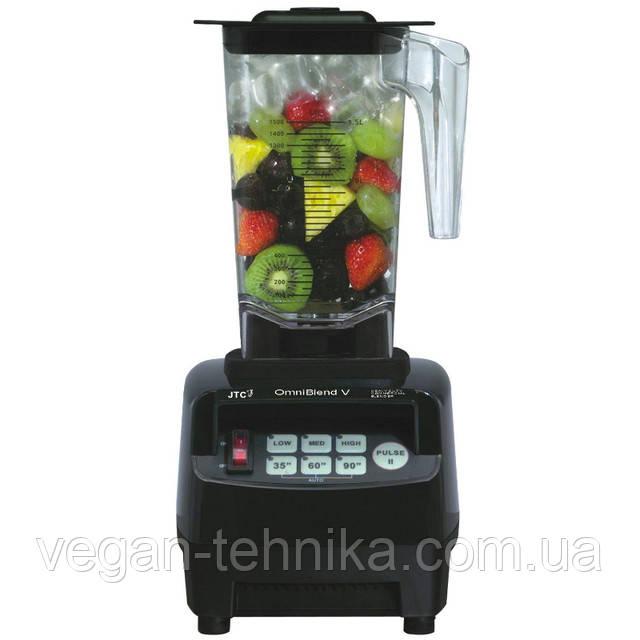 Профессиональный блендер JTC OmniBlend V TM-800AT BPA-free
